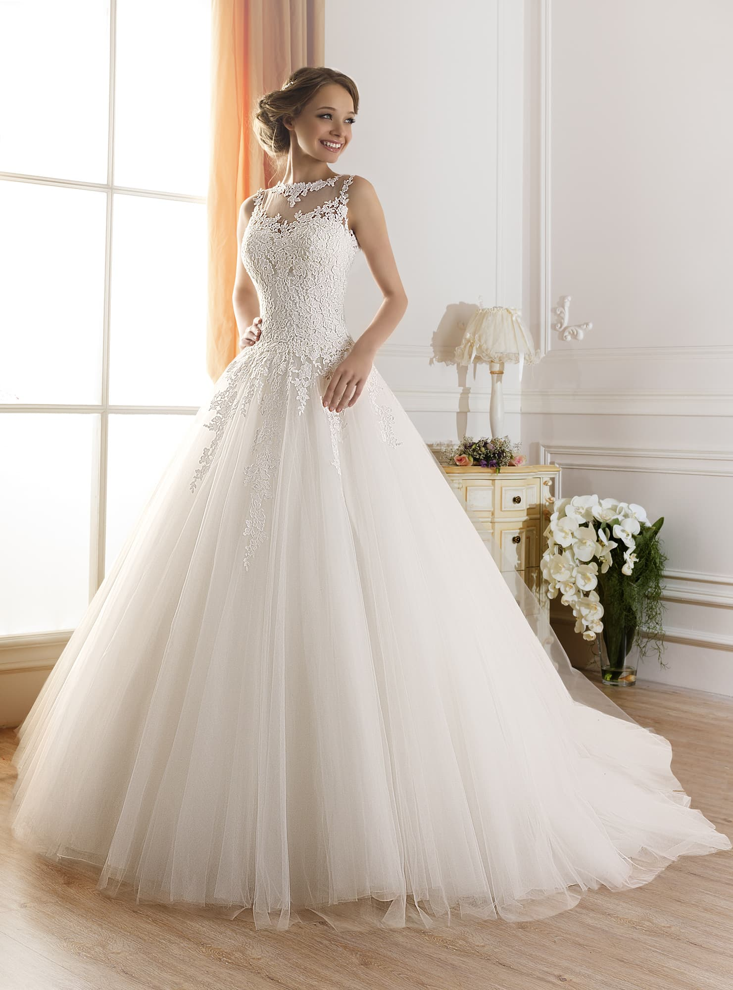 Свадебные платья не пышные и цены