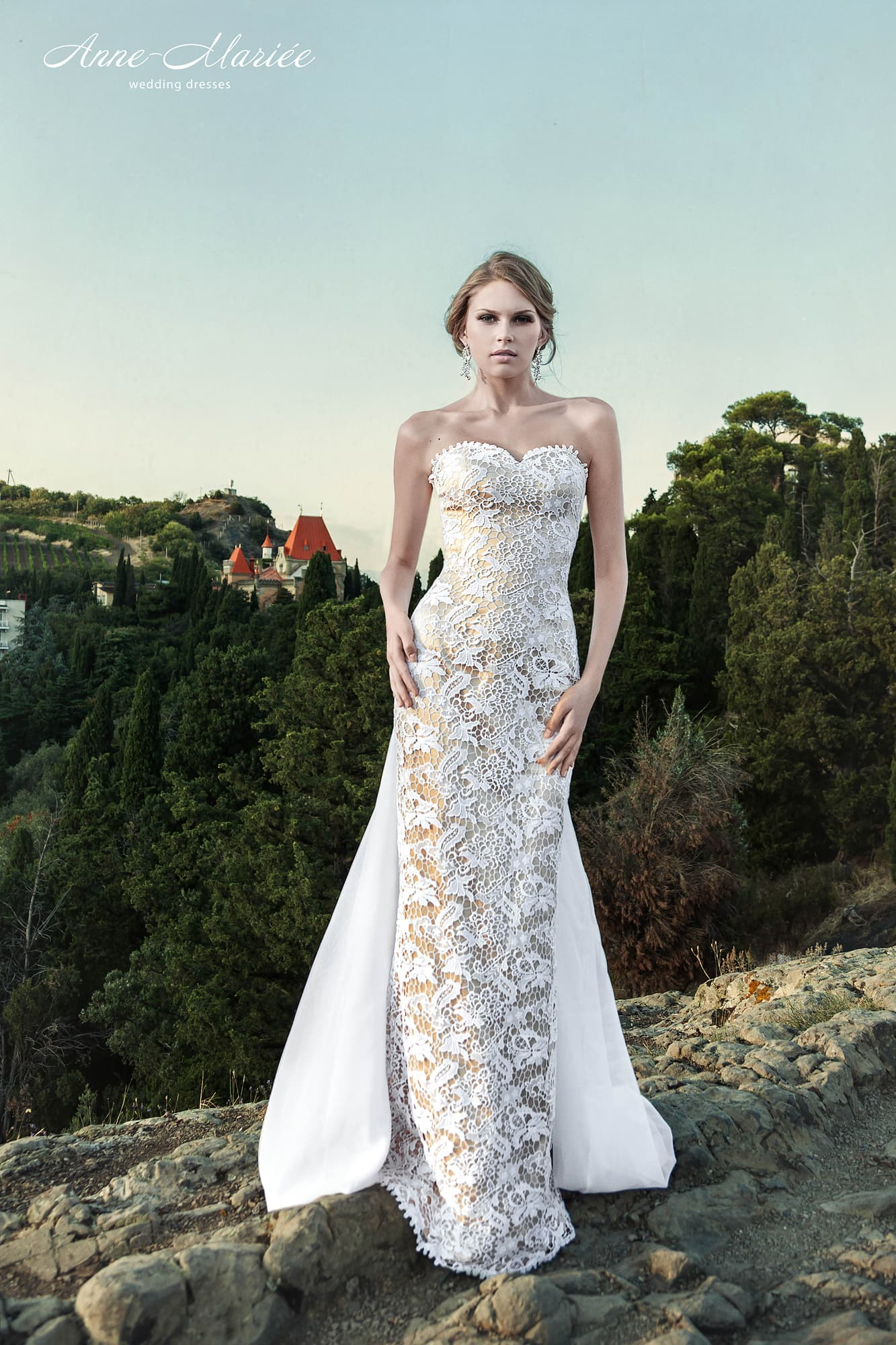 Anna maria платья свадебные