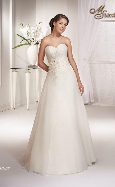 Ms Moda White Luxury