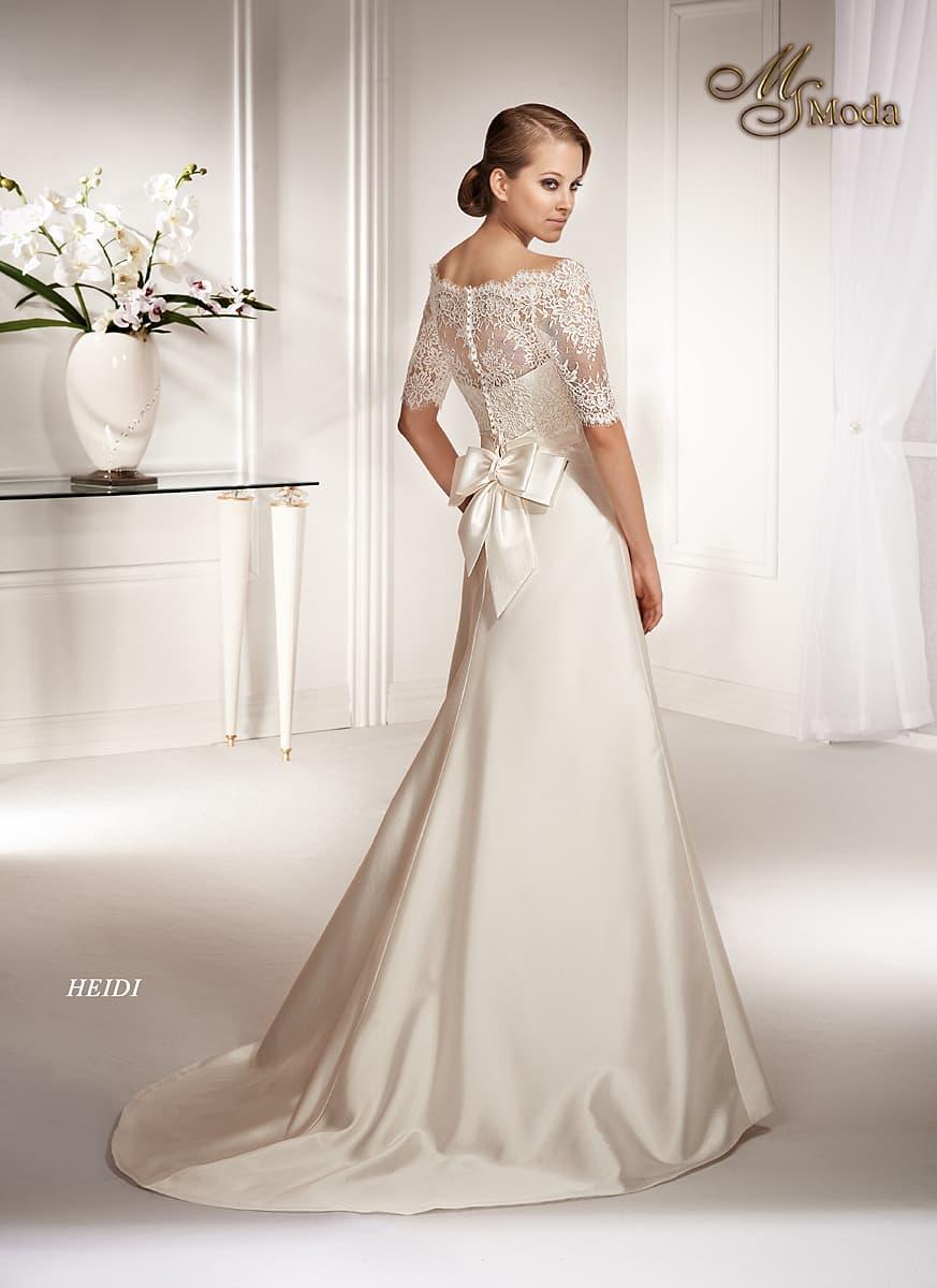 Свадебные платье хайди