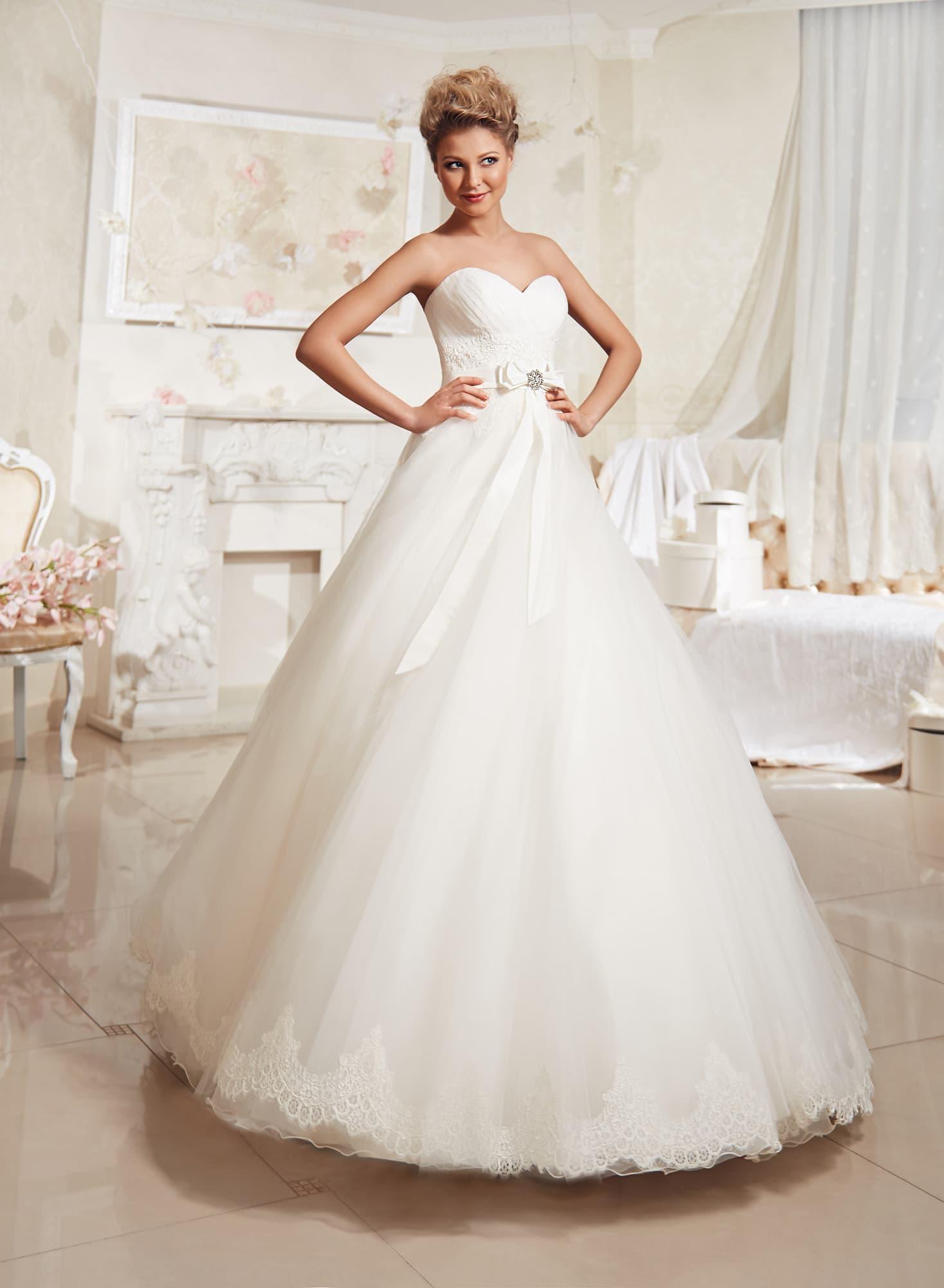 Элина свадебное платье
