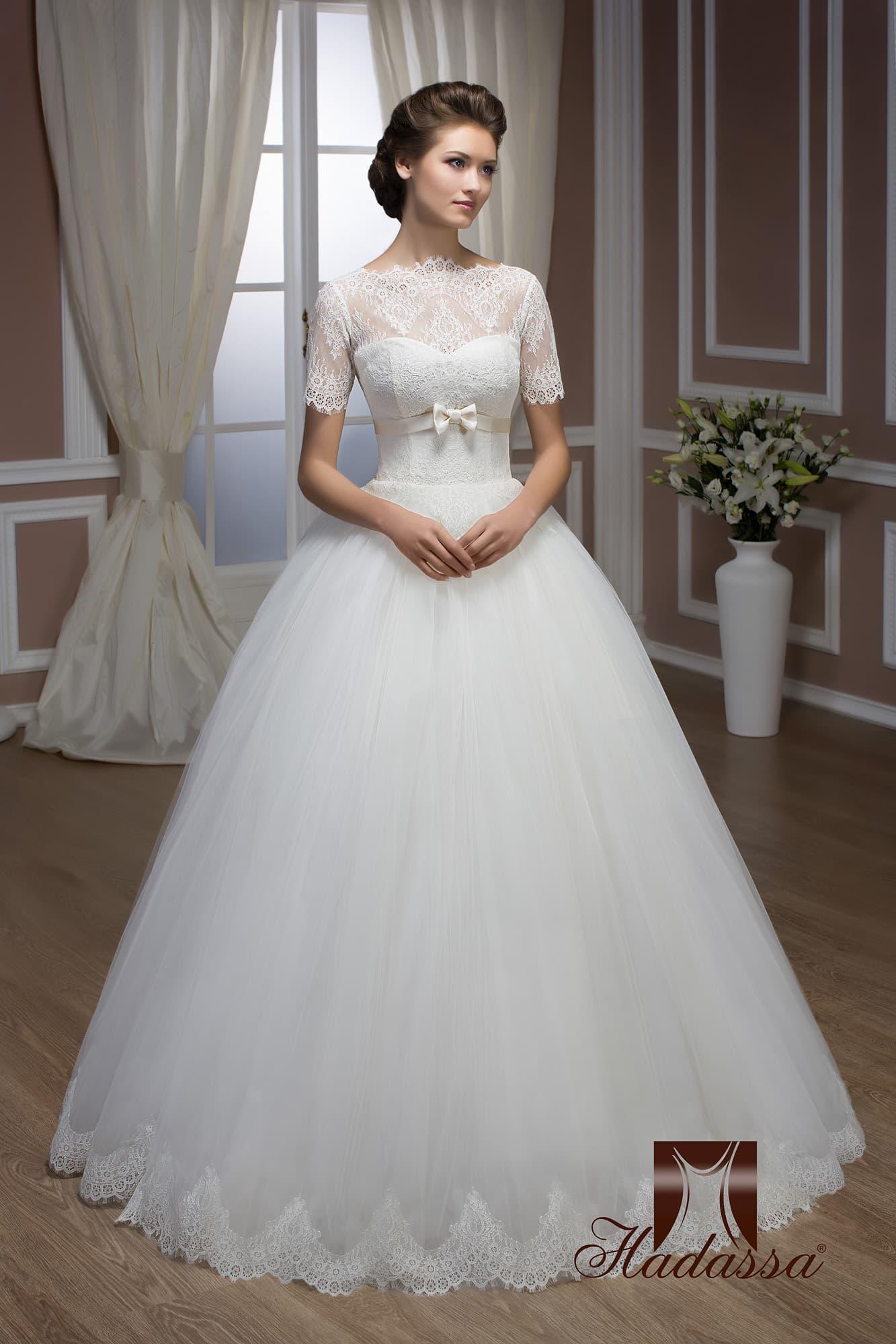 Платье крис свадебное
