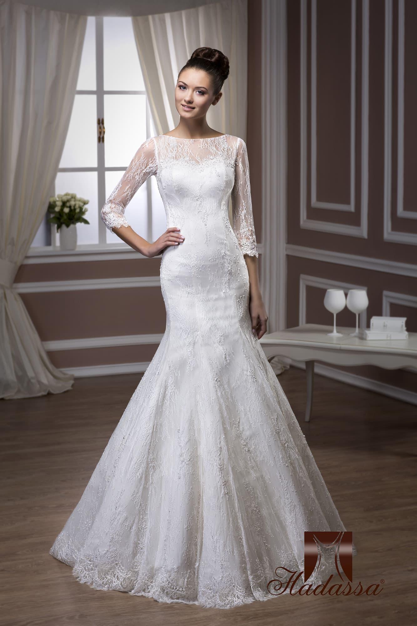 Платье свадебное сицилия