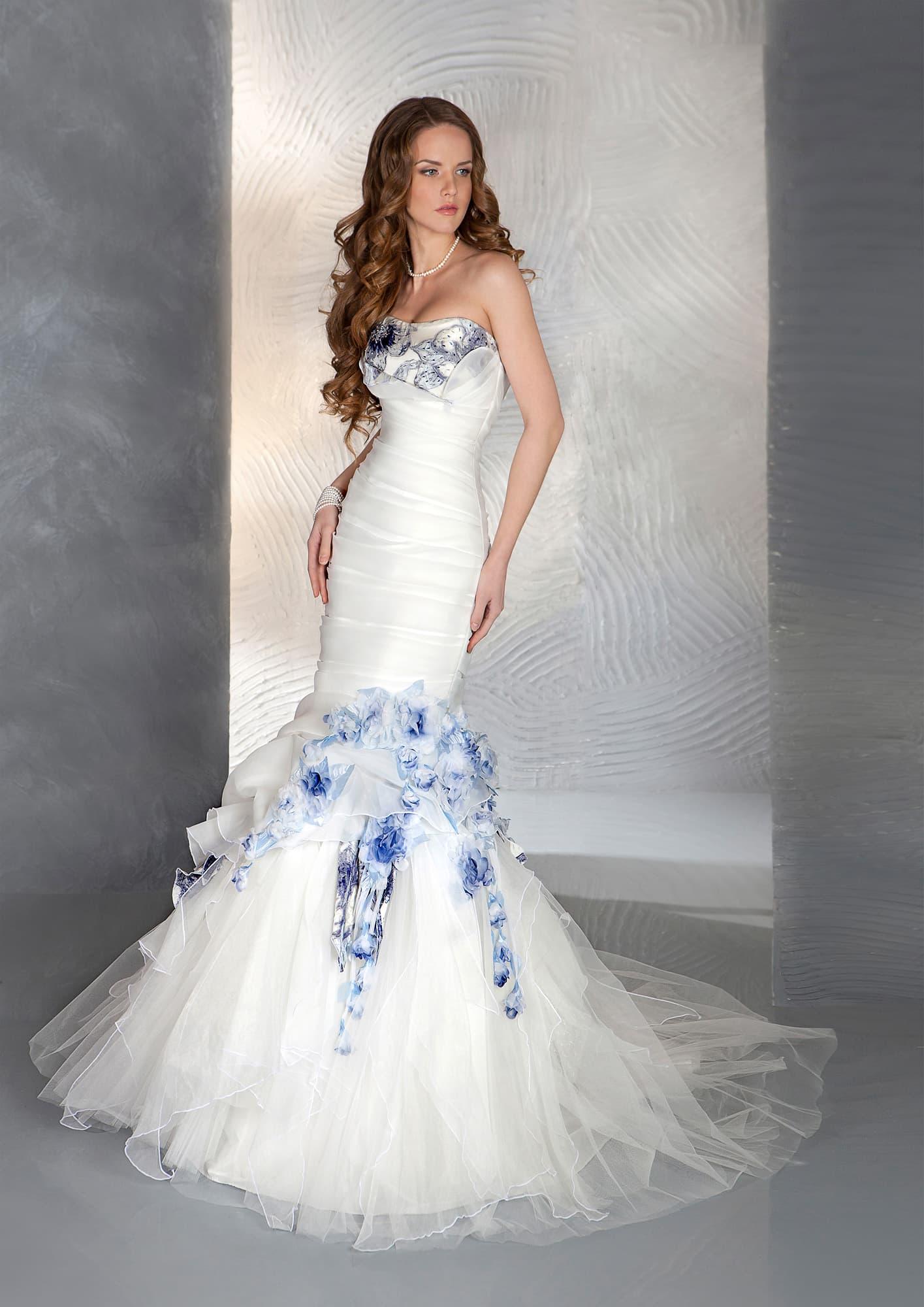 16629f3705f34a2 Gabbiano свадебные платья цвета - Модадром
