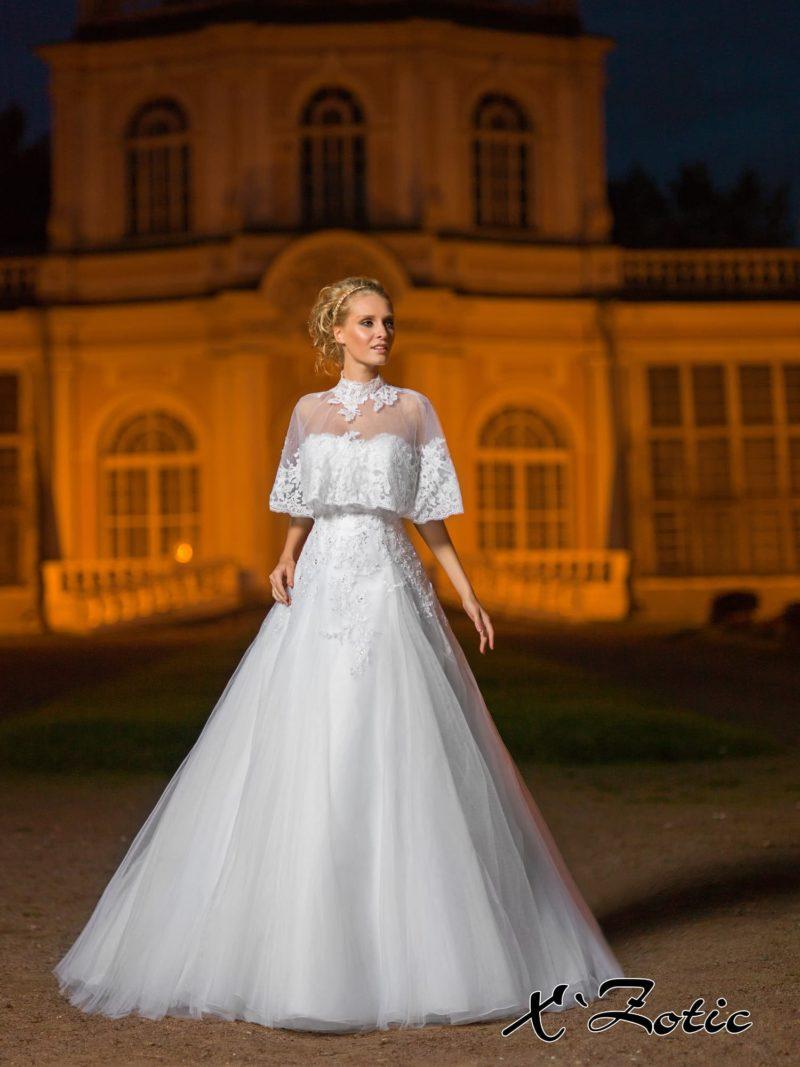 Свадебное платье в стиле ретро