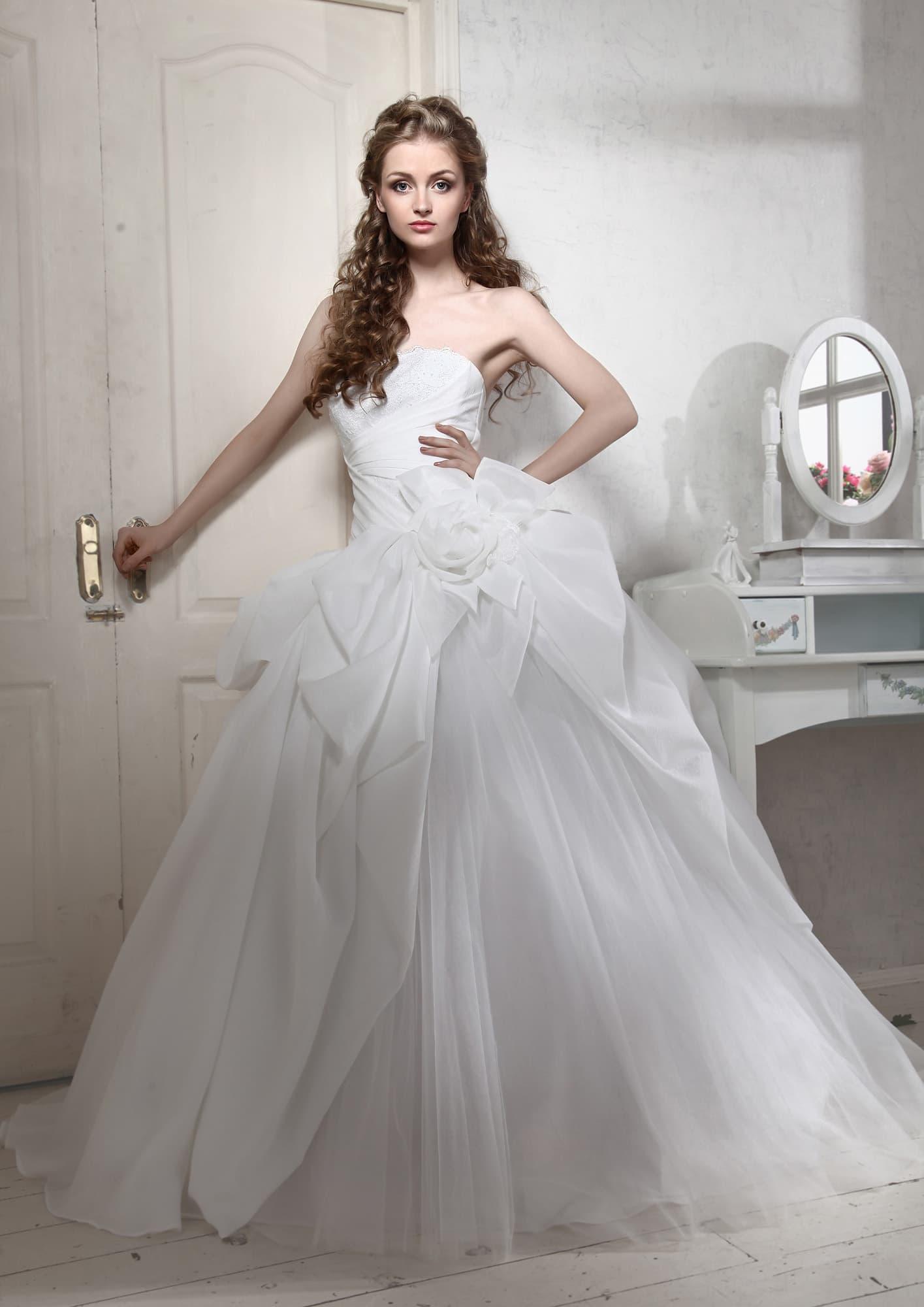 Веста свадебное платье