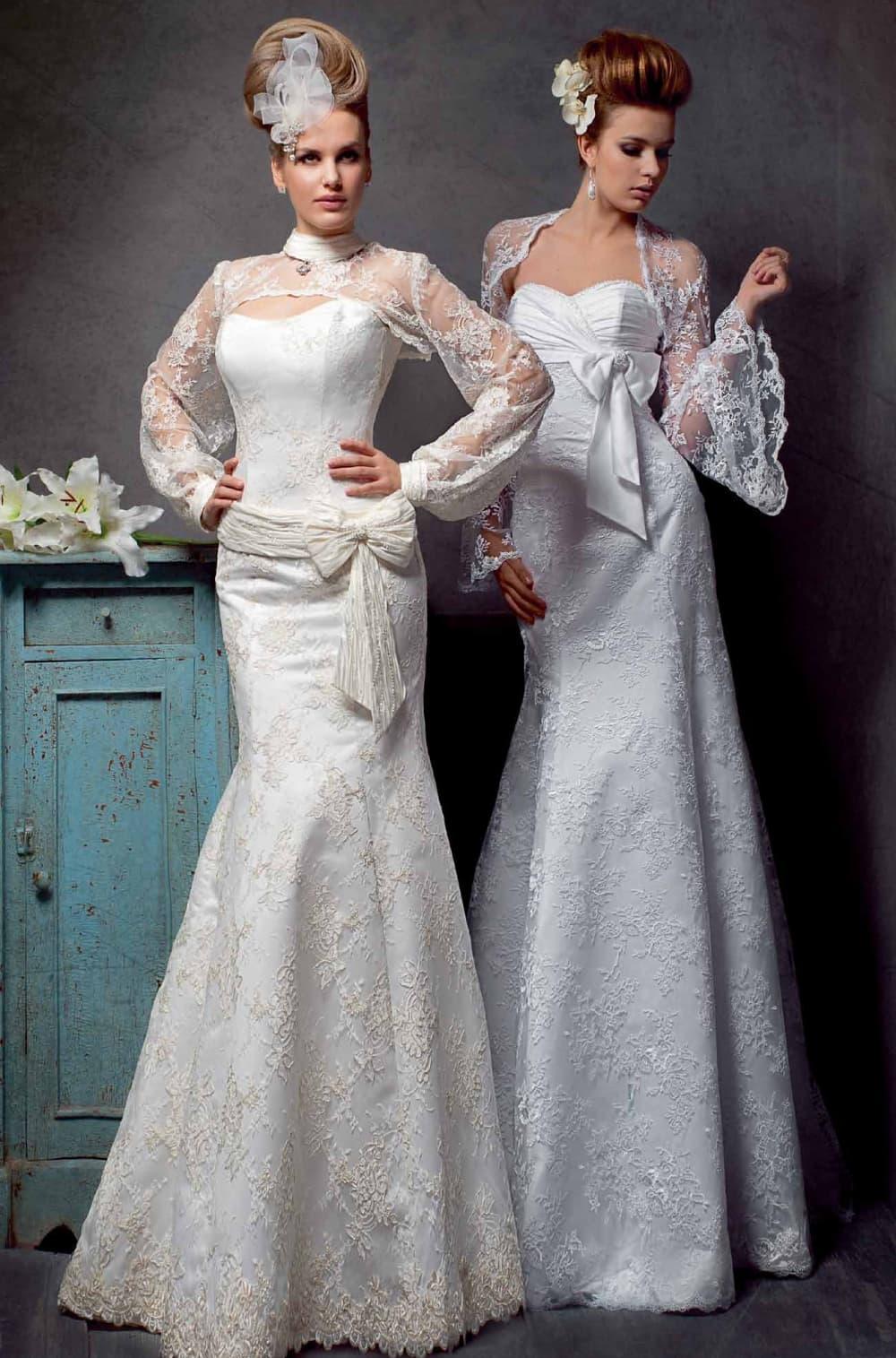свадебное платье бернарда