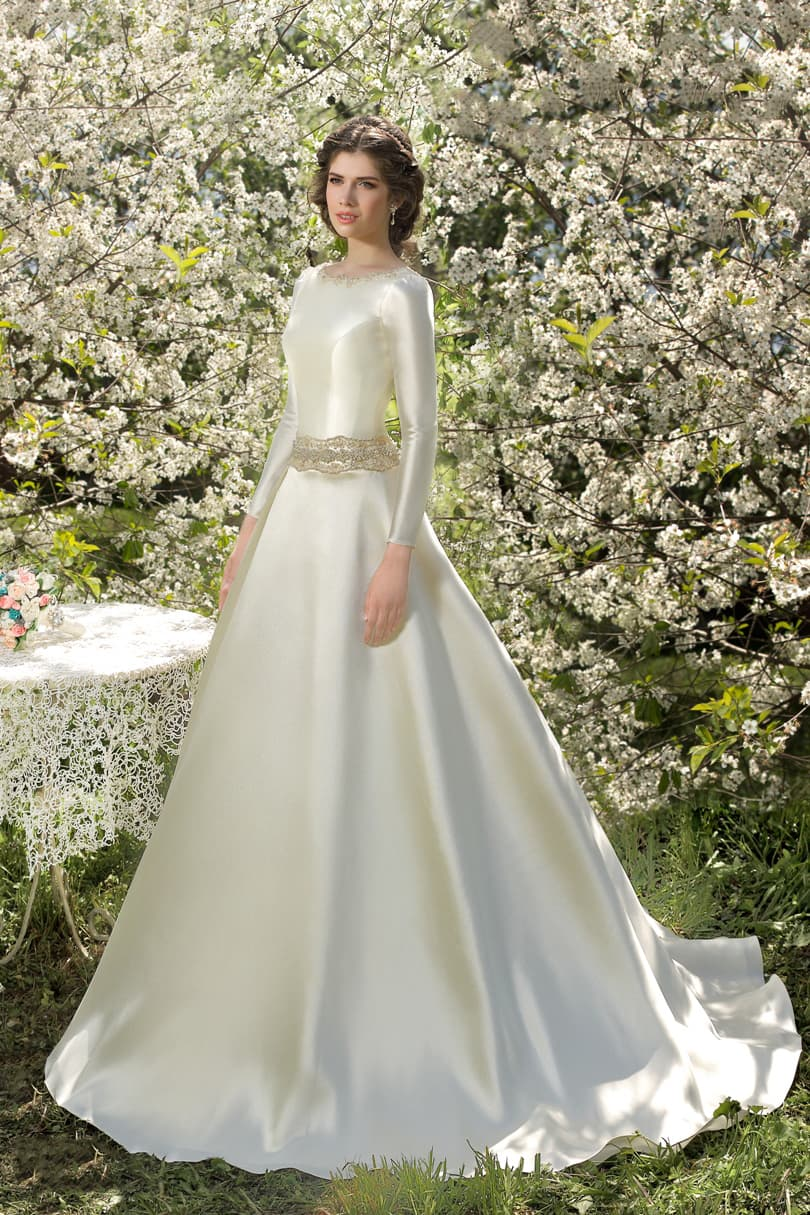платье для венчания для полных купить