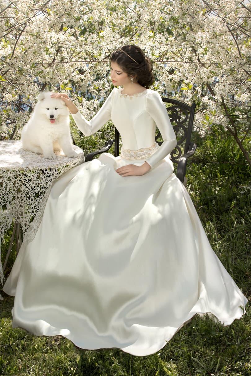 свадебное платье-ерев