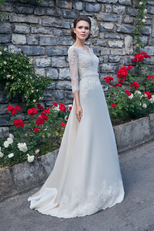 Мэриан свадебное платье