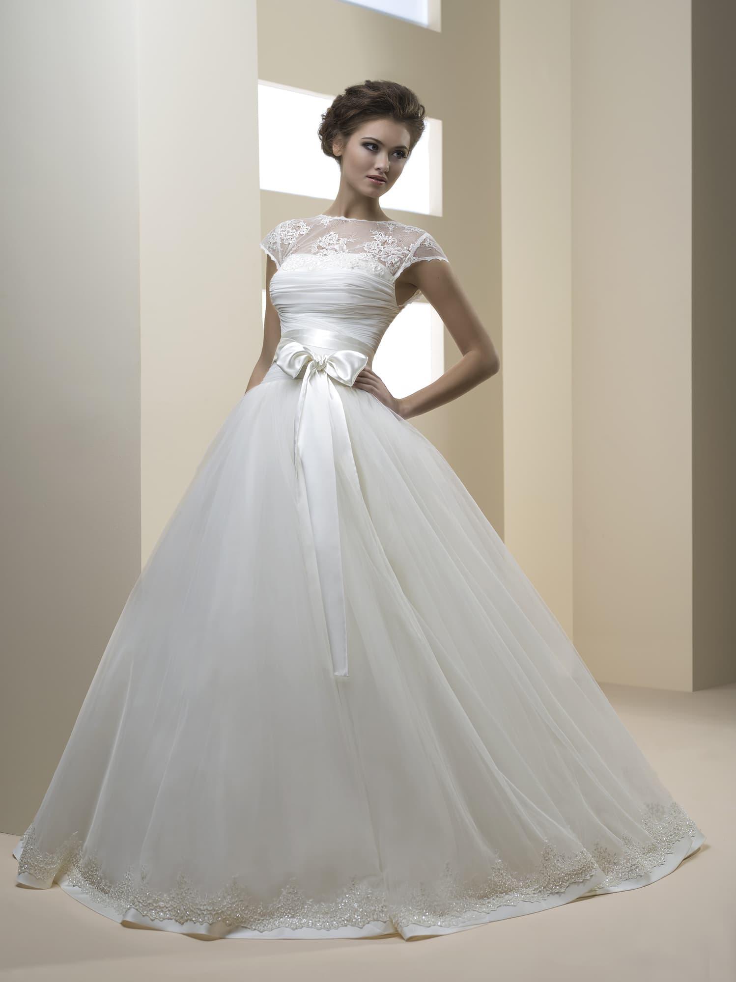 Свадебное платье Hadassa Ада | Свадебный салон Валенсия