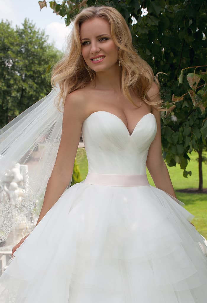 Муха свадебные платья и цены