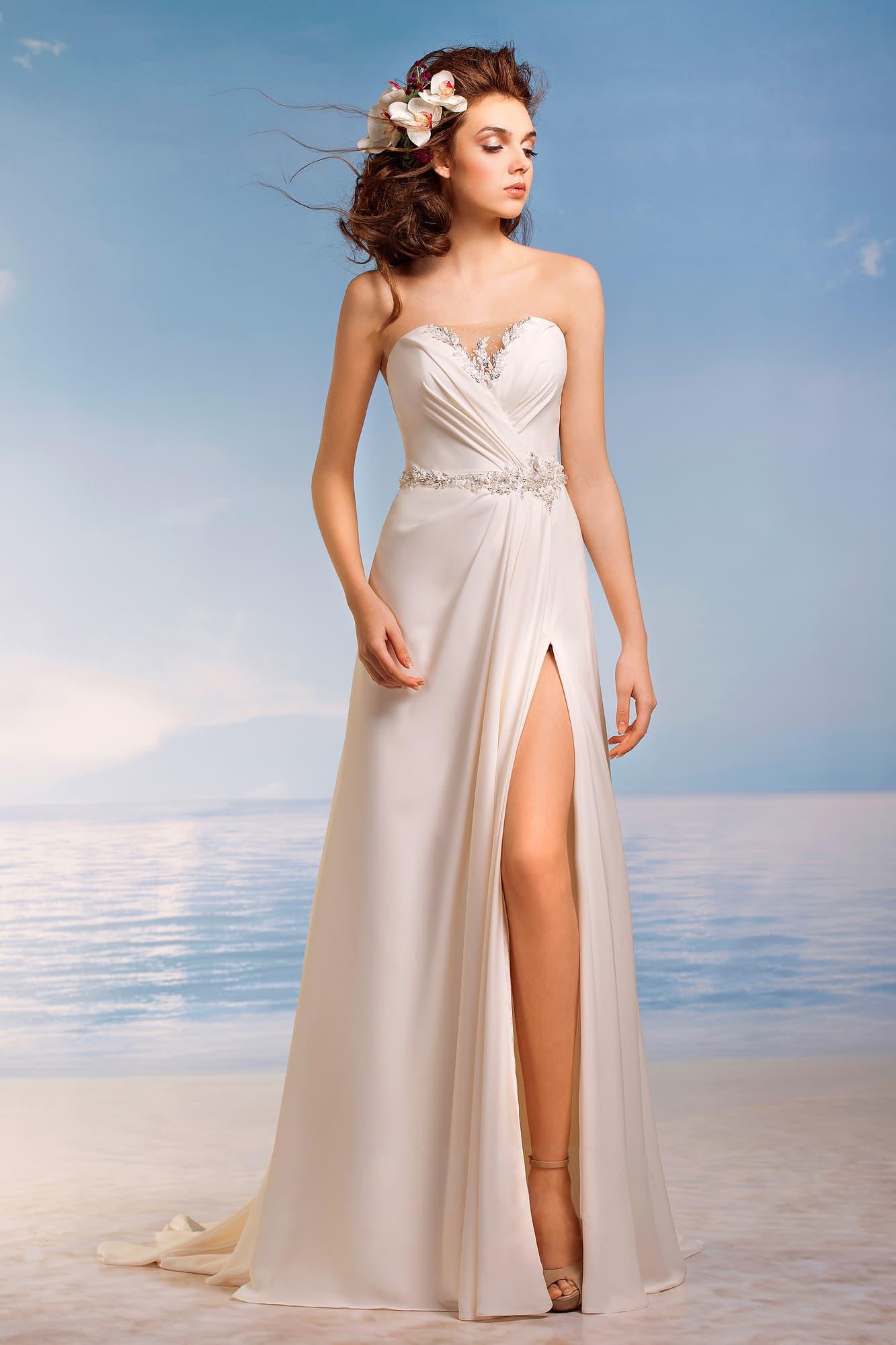 Свадебные платья для острова фото