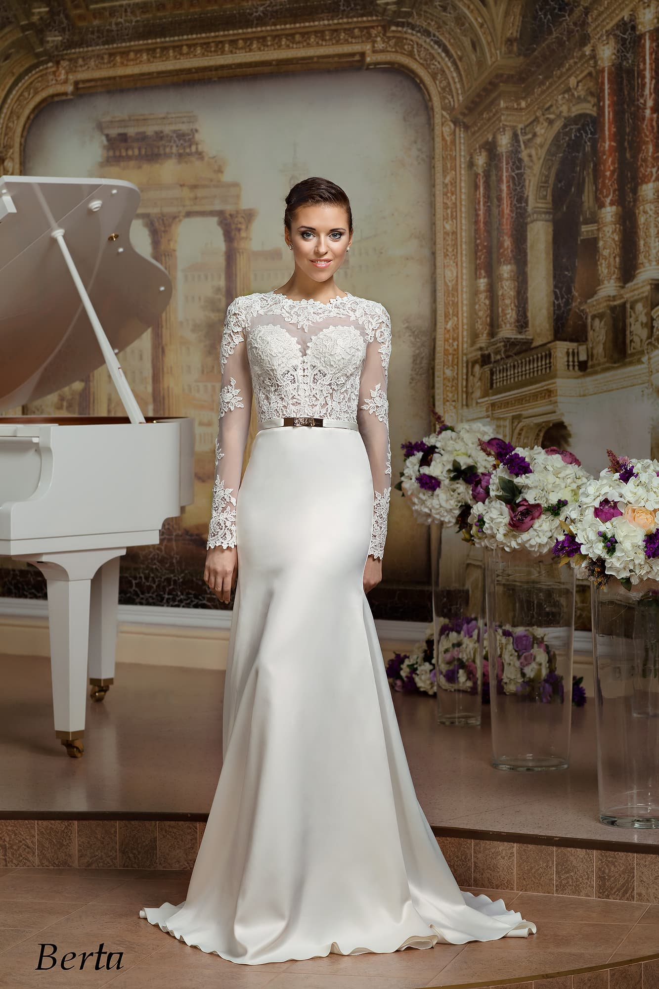 Свадебное платье берта купить