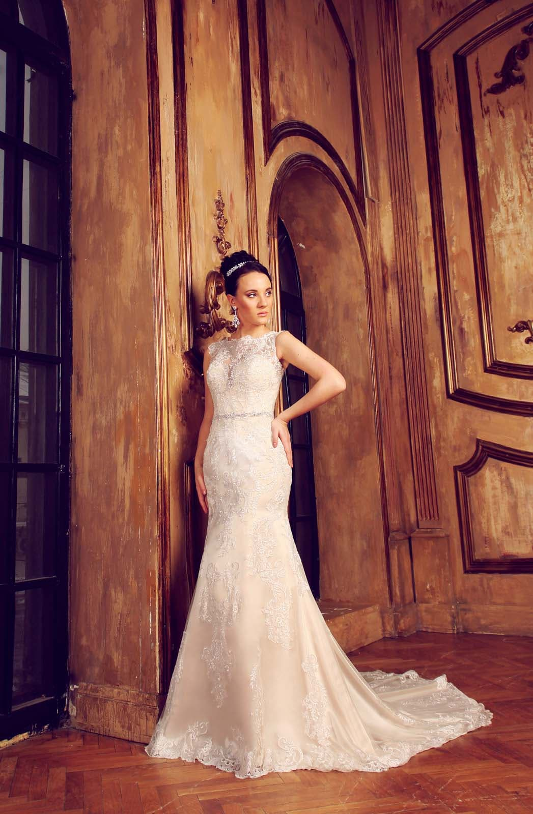Свадебный Платья Софья