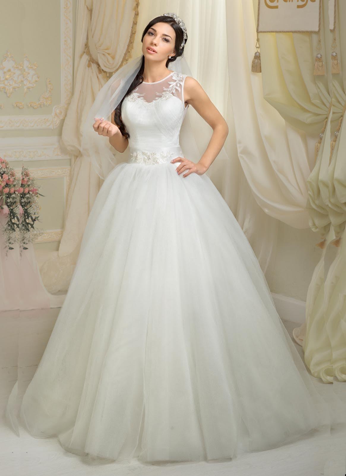 Свадебное платье Lorange Нелли | Свадебный салон Валенсия