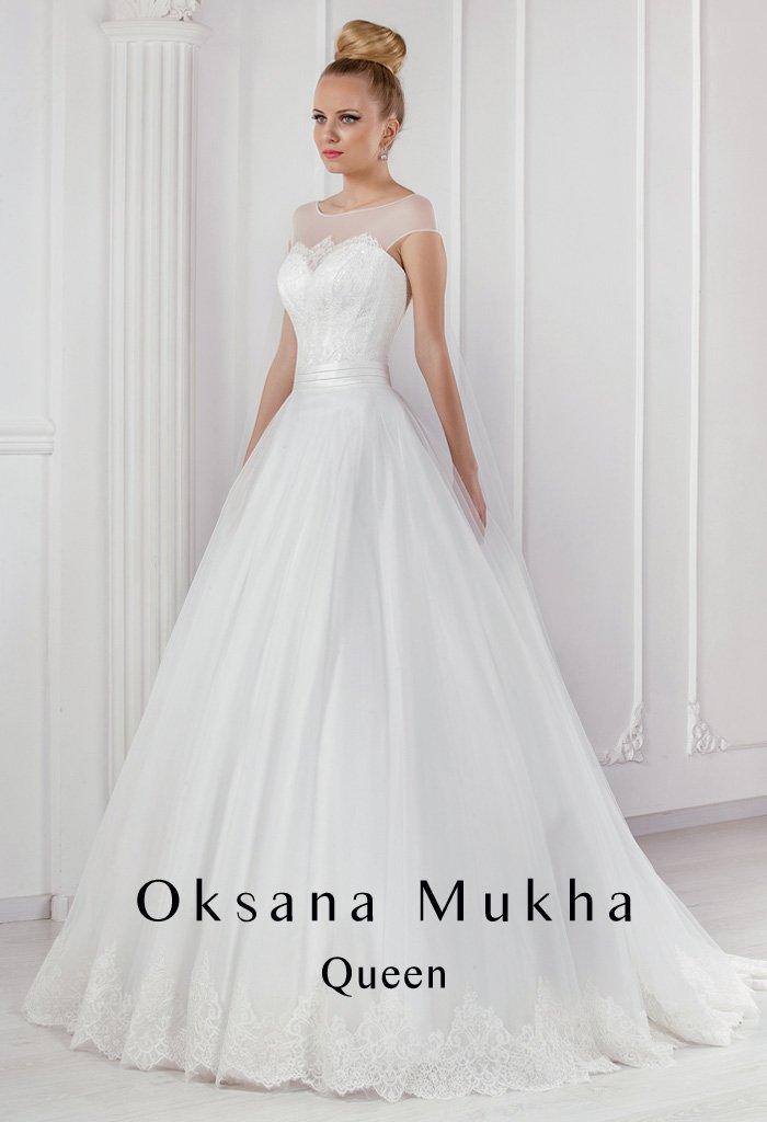 платье с полупрозрачной отделкой лифа