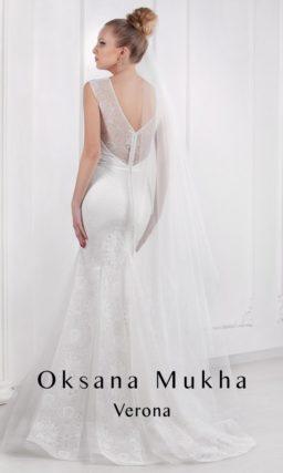 Элегантное платье «рыбка»