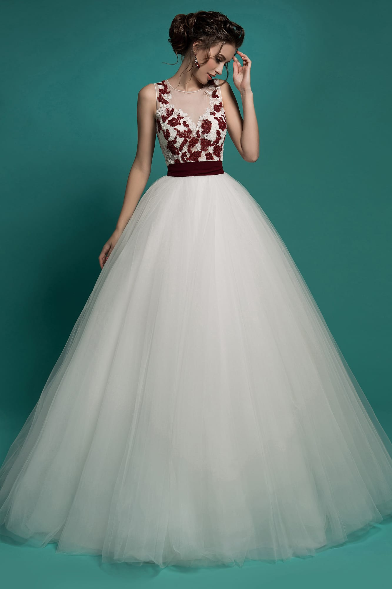 f7dd129fd95 Свадебное платье Gabbiano Ella. Купить свадебное платье в салоне ...