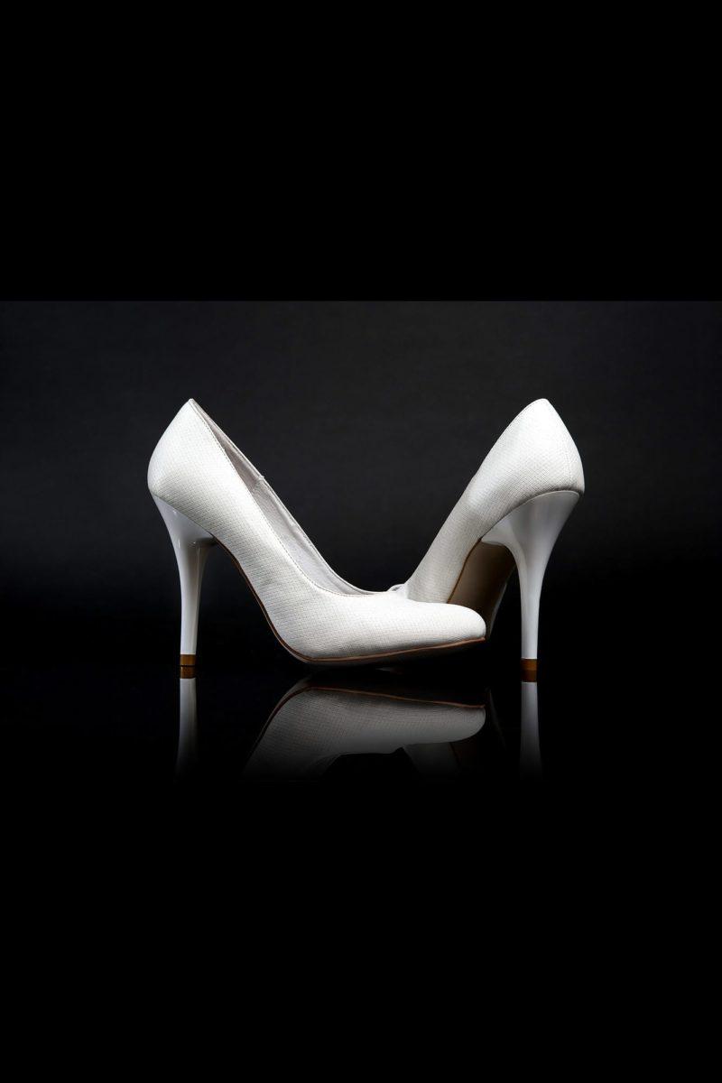 Женские свадебные туфли