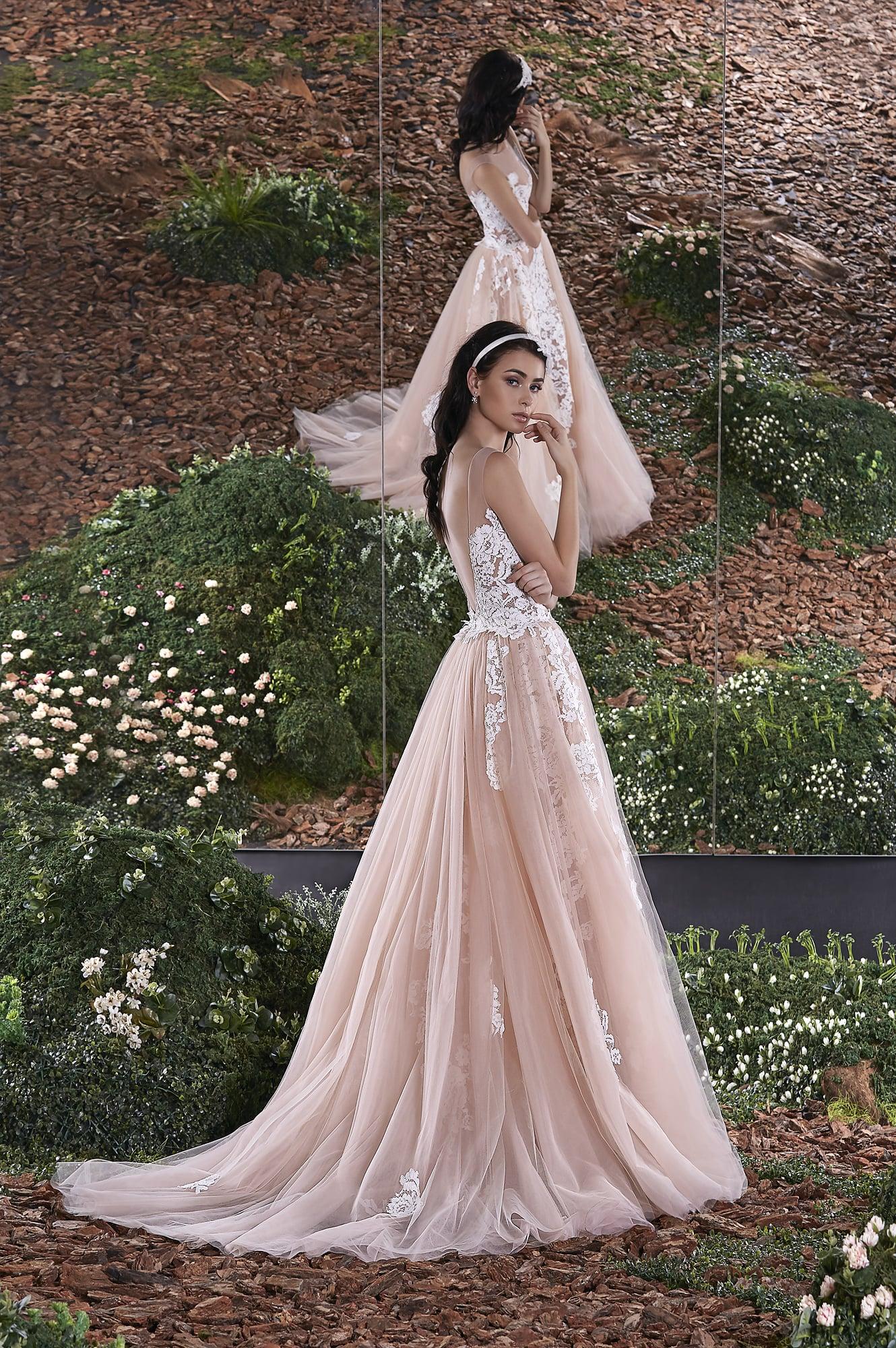 Soprano свадебные платья