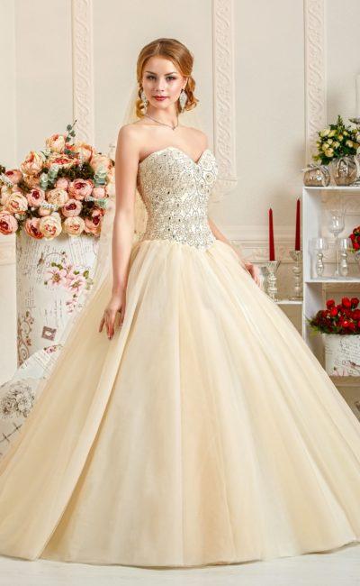 f7f91e43d42 Свадебное платье Златия