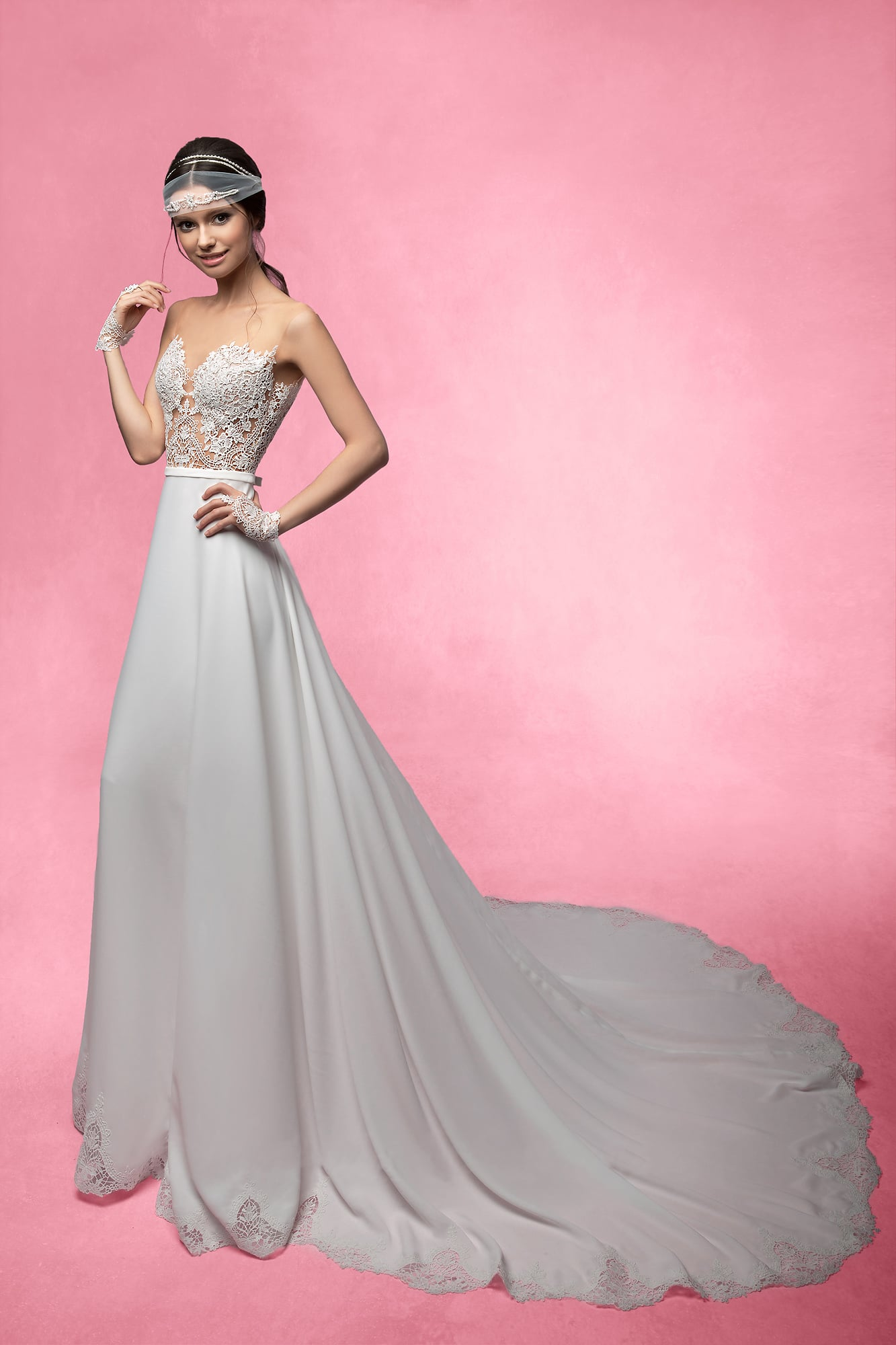Наталья романова свадебные платья цена