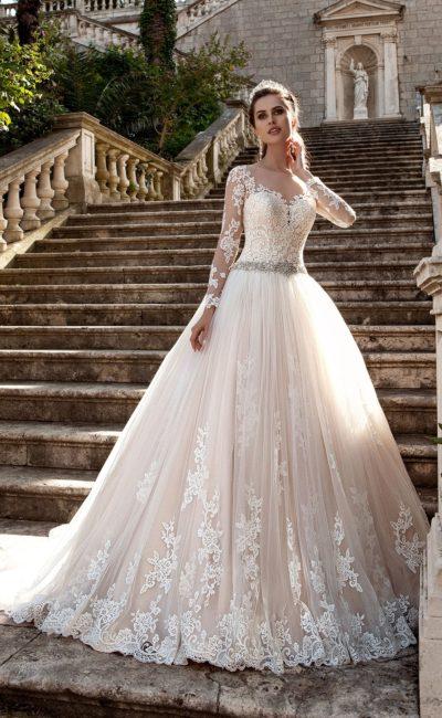 Платье свадебное миранда