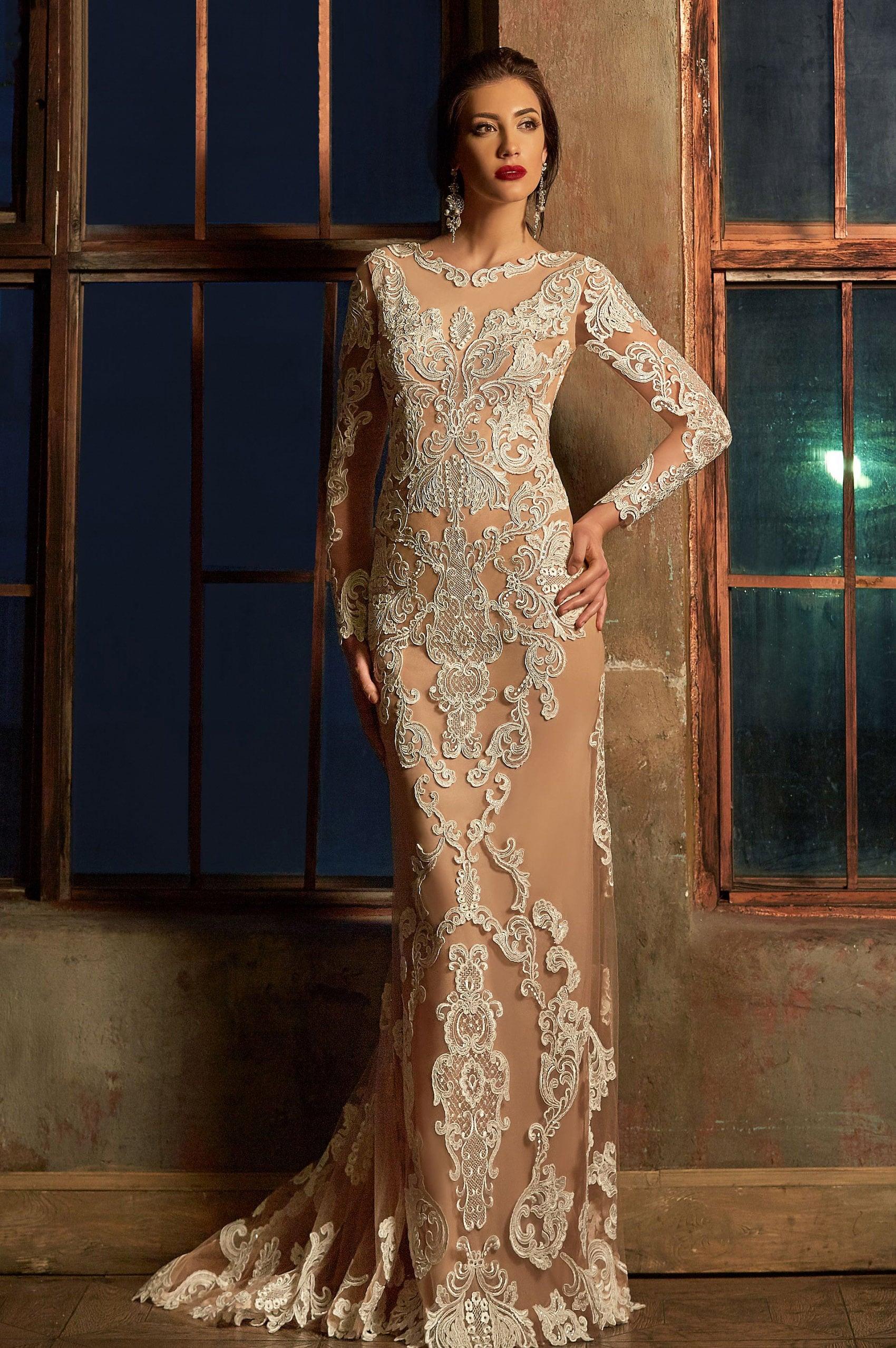 Необычный Свадебные Платья Купить
