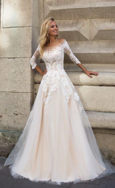 1152012fe54 Свадебные платья Оксана Муха 2017