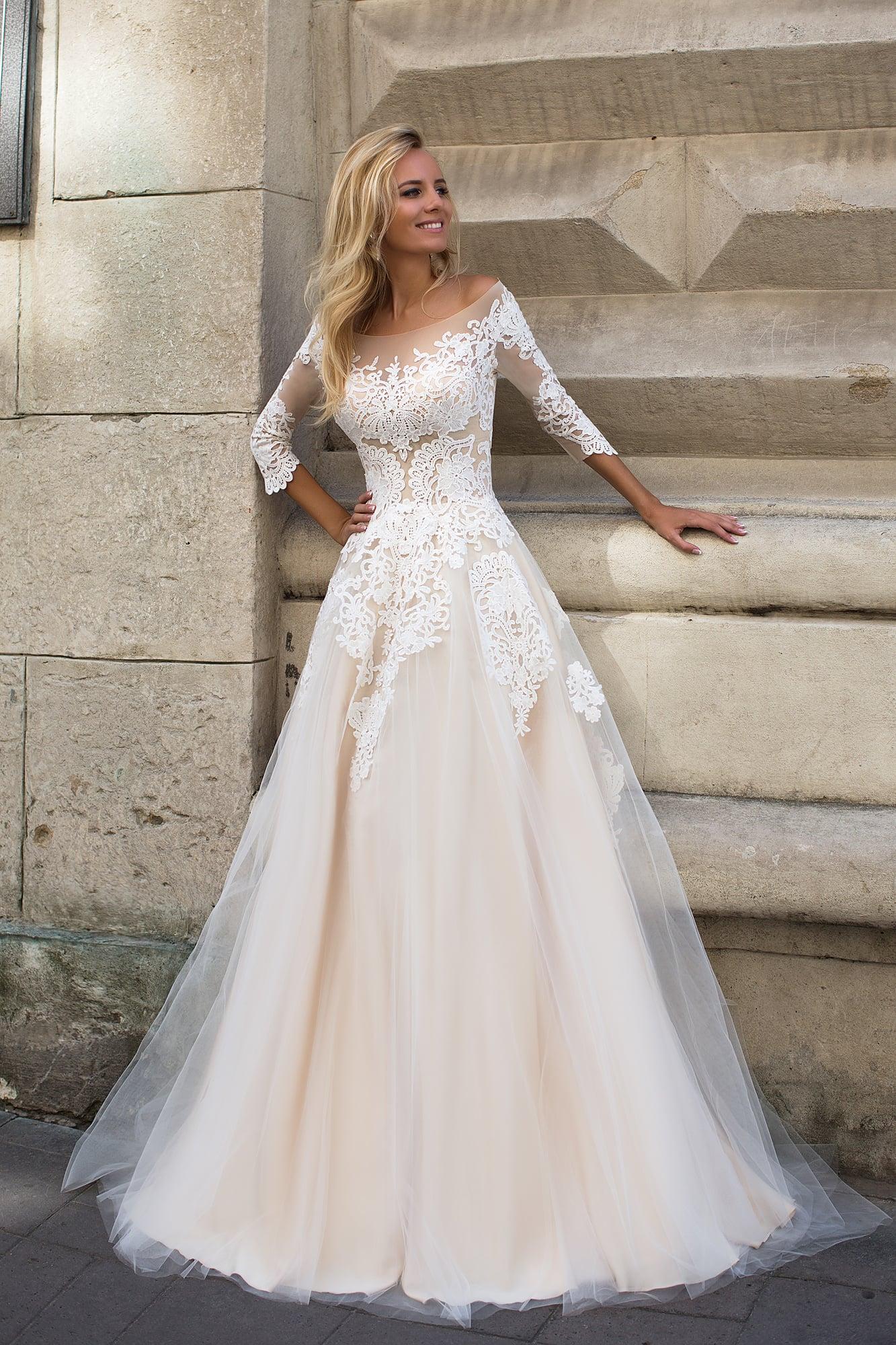 Свадебное платье салон вднх