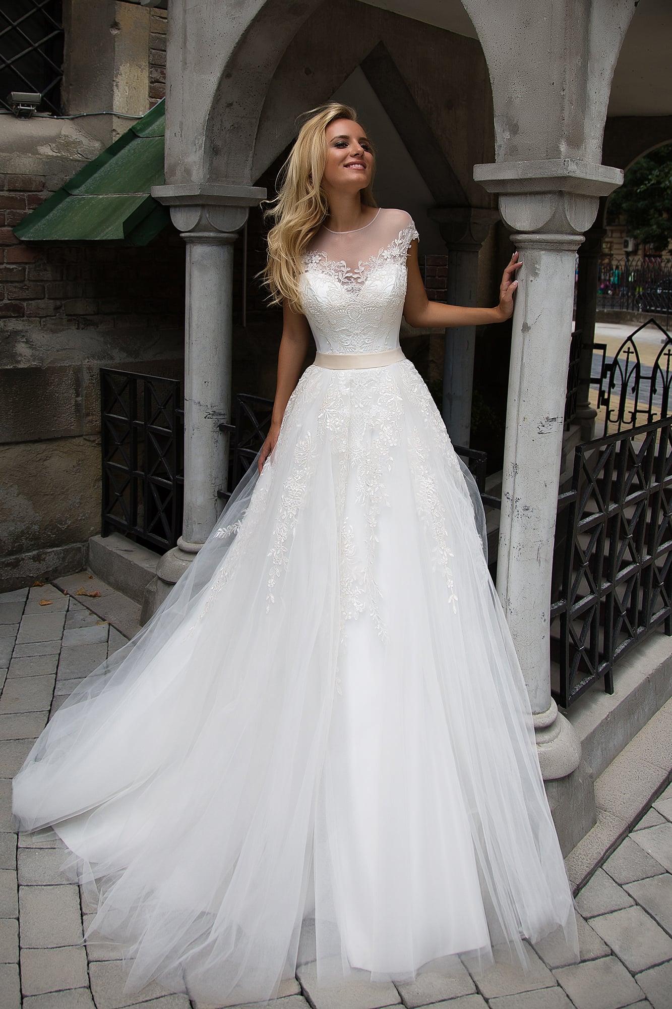 Илона платье свадебное