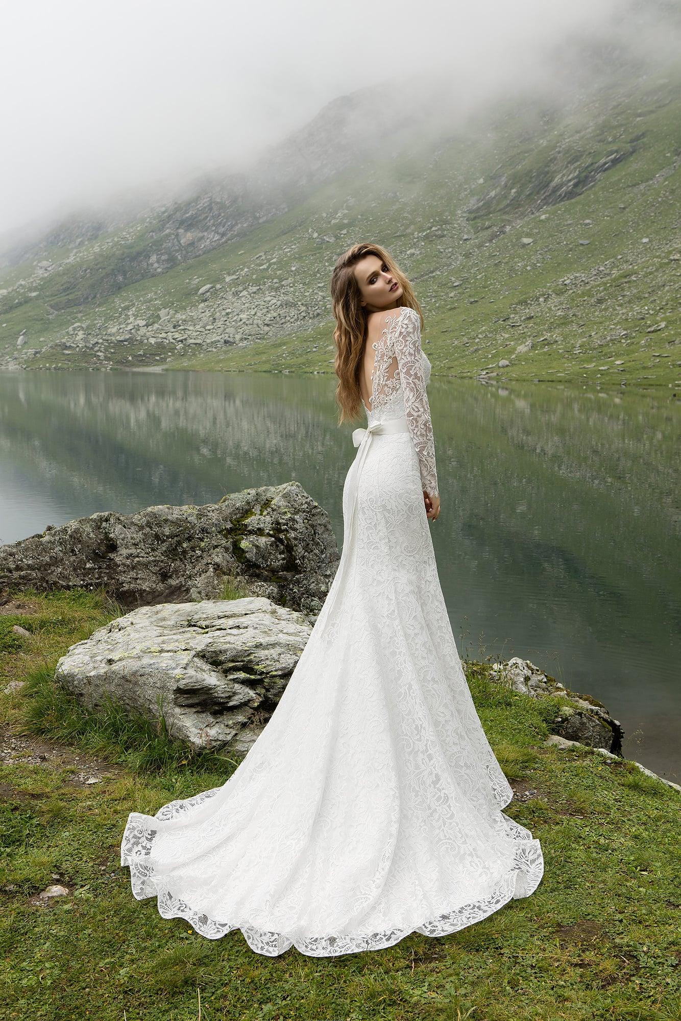 Танго белое платье