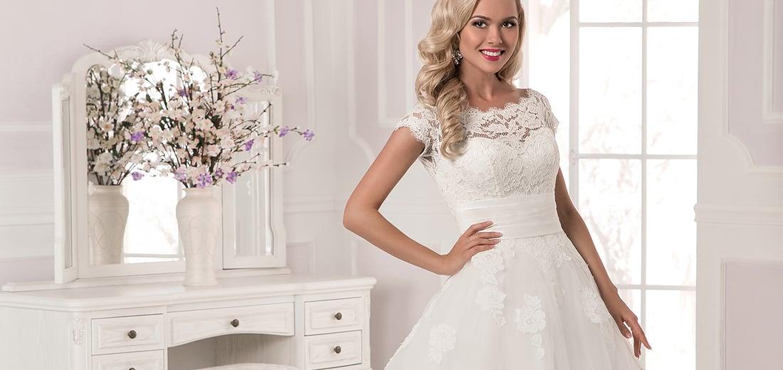 0fbde9b895f2cc7 Свадебные платья на маленький рост | Свадебный салон Валенсия (Москва)