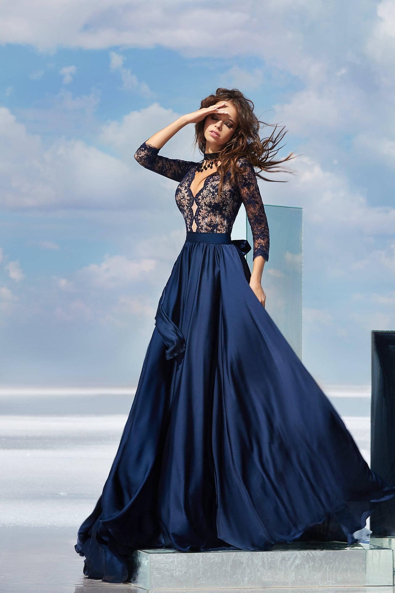 8d029a44e7f Вечернее платье Armonia Лагуна-Верде. Купить вечернее платье в ...