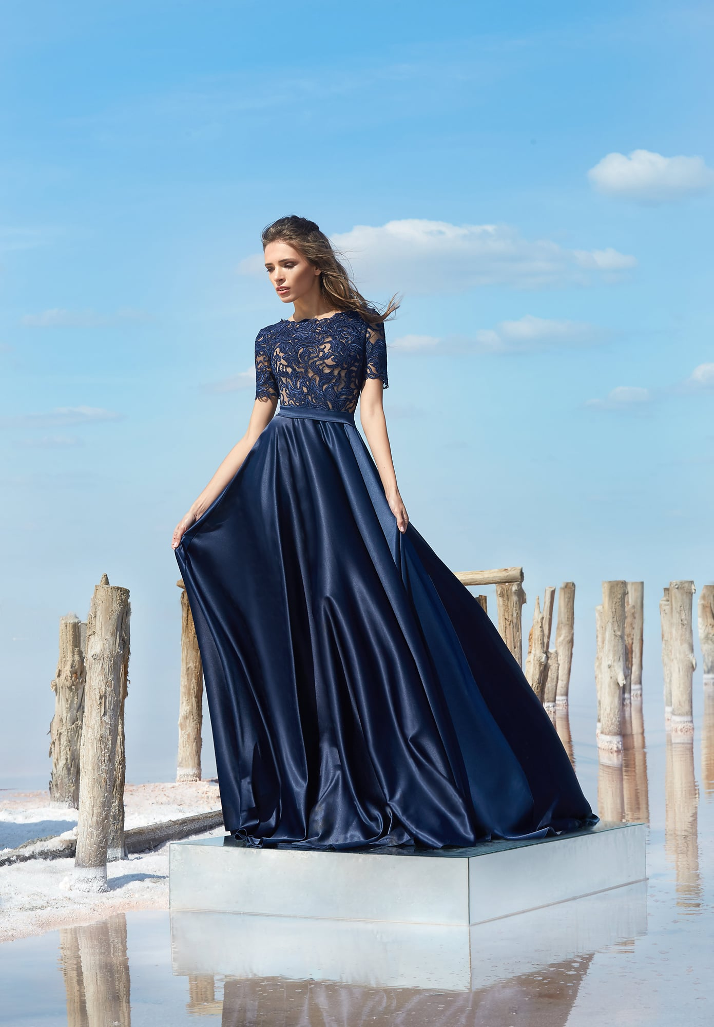b737ddac9f6 Праздничное вечернее платье Armonia Тааль. Купить вечернее платье в ...