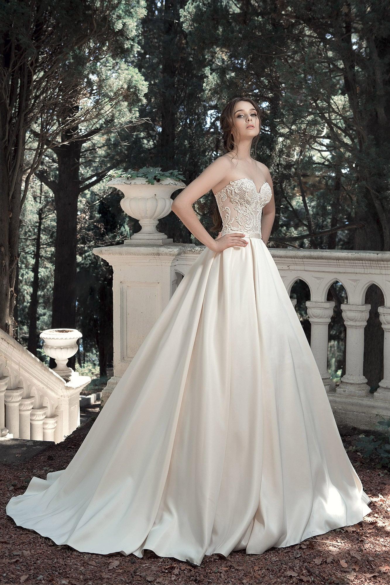 Milva свадебные платья