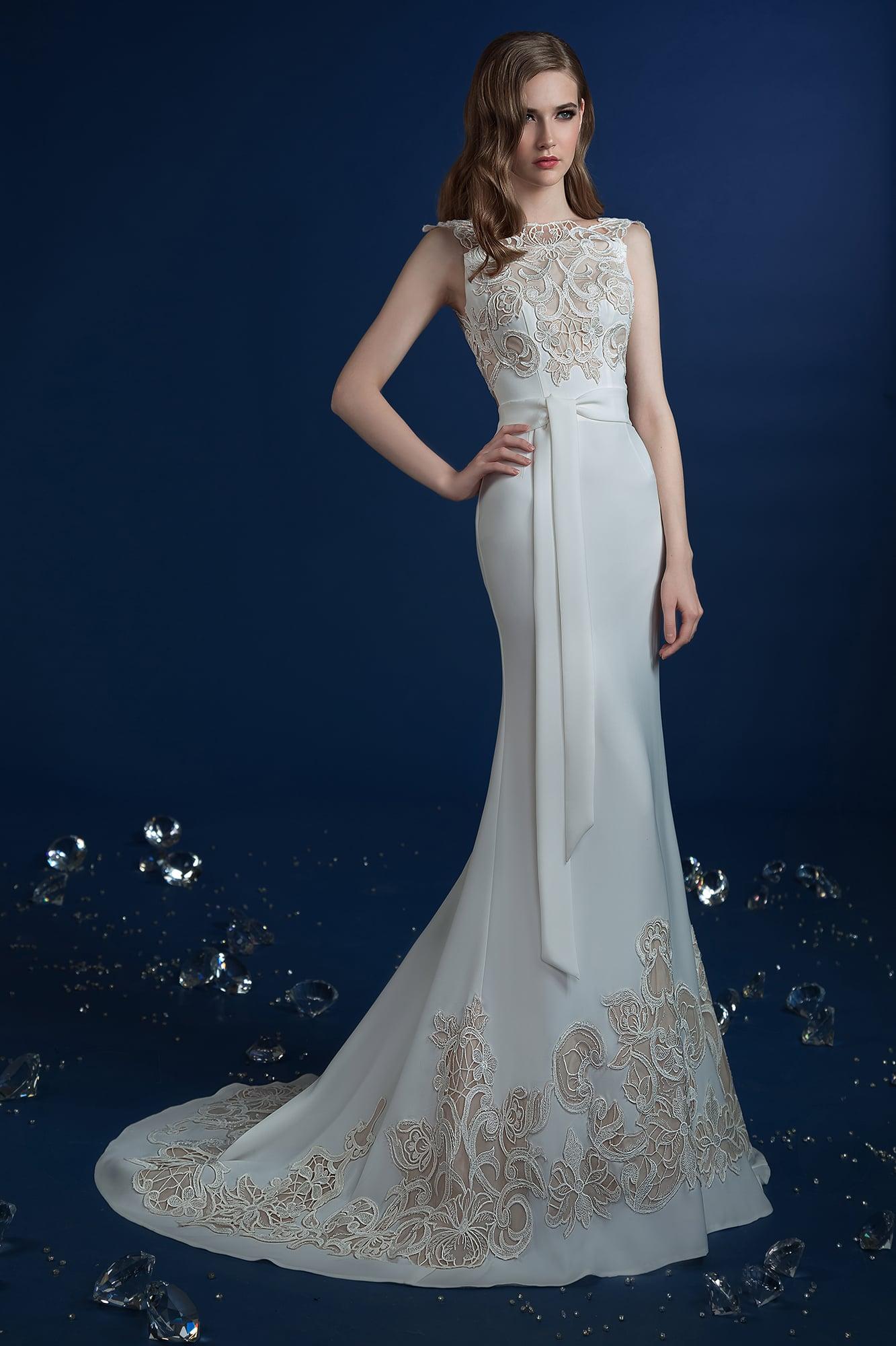 Свадебное платье габбиано адель