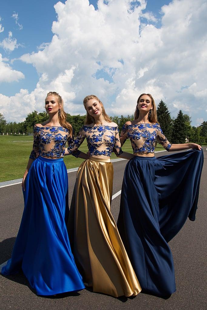 Платье подруги невесты