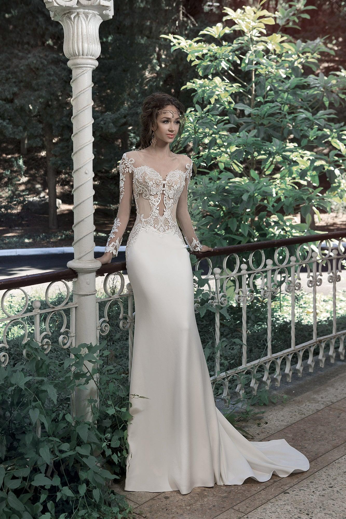 878a0b7344a Свадебное платье Milva Valletta. Купить свадебное платье в салоне ...
