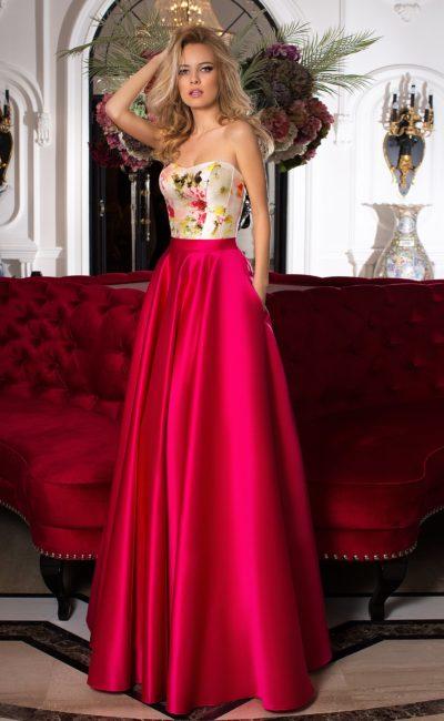 Красивое платье на свадьбу