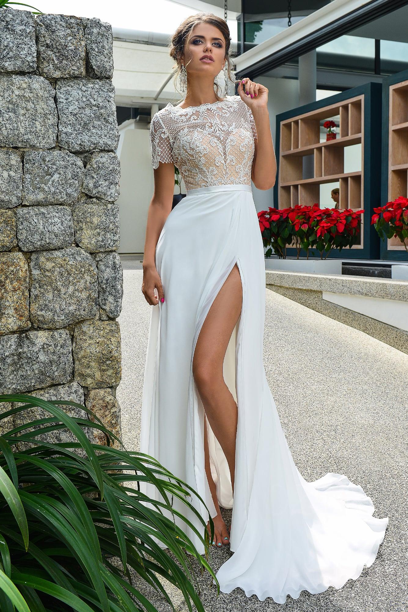 e2c482a72aea72c Свадебное платье Strekkoza Kailani. Купить свадебное платье в салоне ...