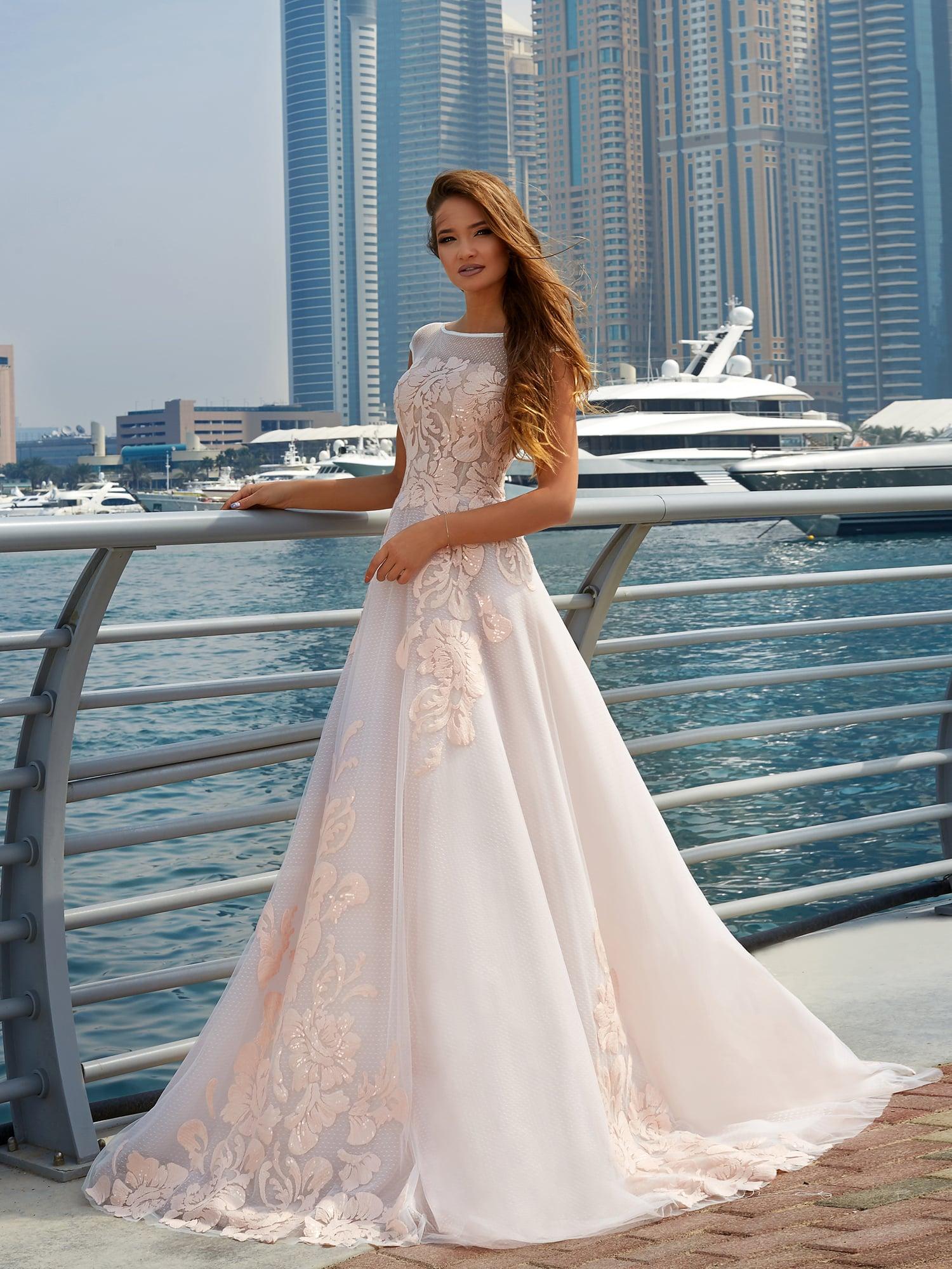 Свадебное платье поларди