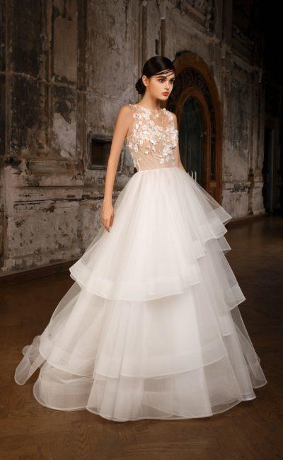 Свадебное платье в стиле Фэнтези