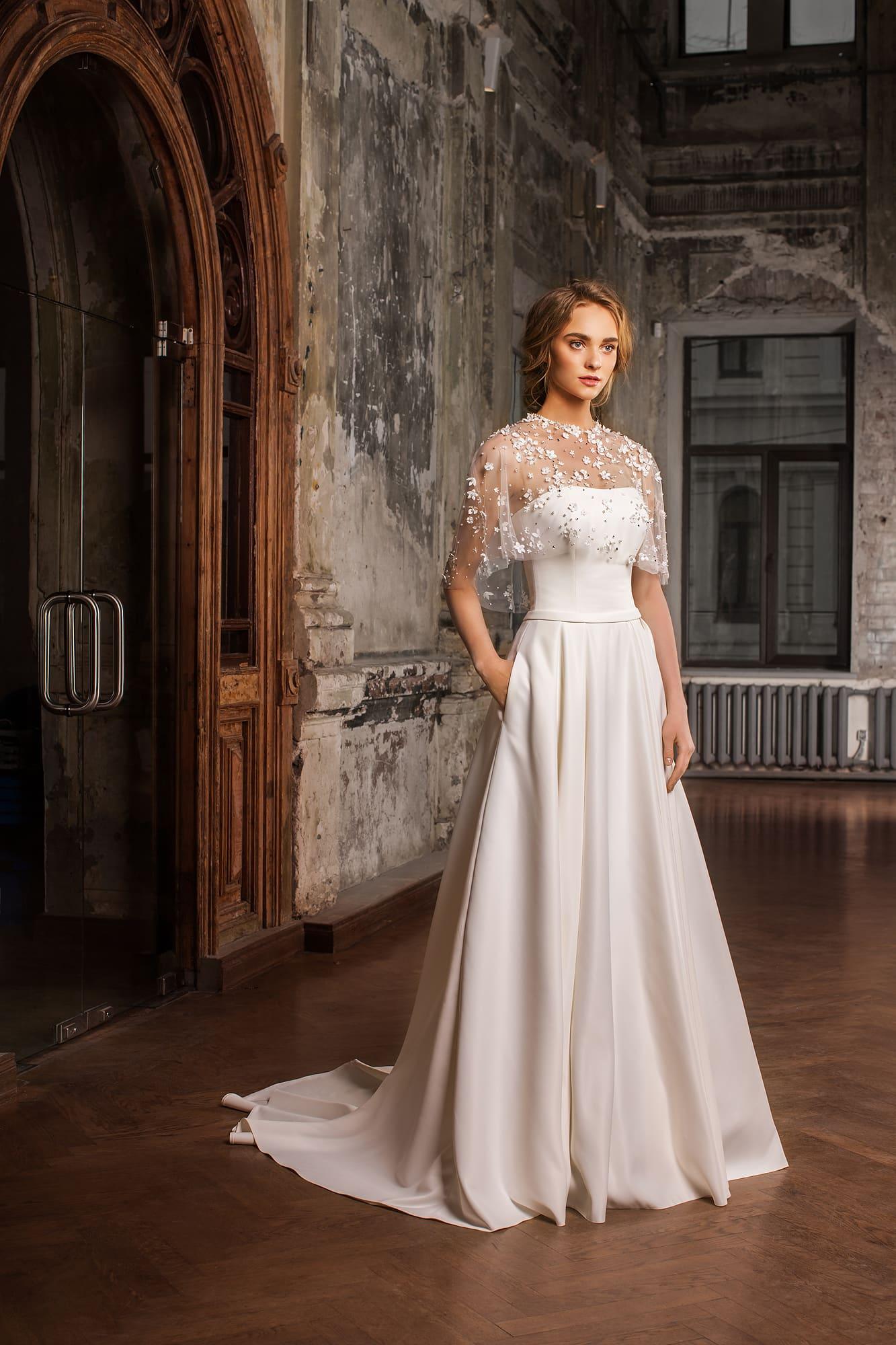 Свадебное платье наталья романова