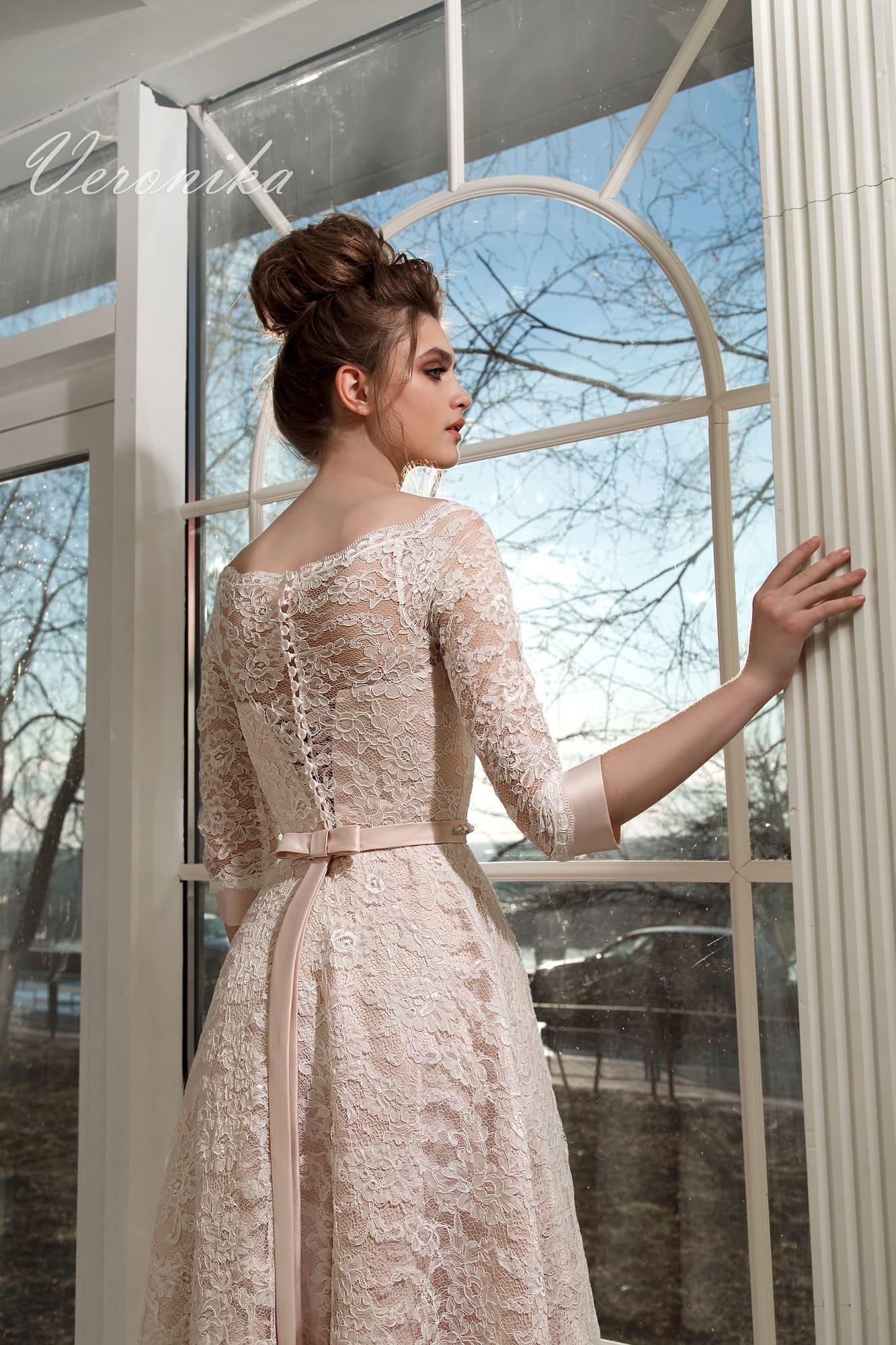 Свадебное платье не белого цвета купить