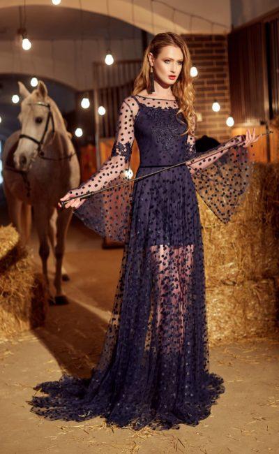 Восхитительное вечернее платье
