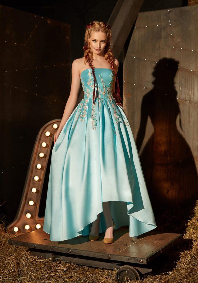 Вечернее платье на свадьбу
