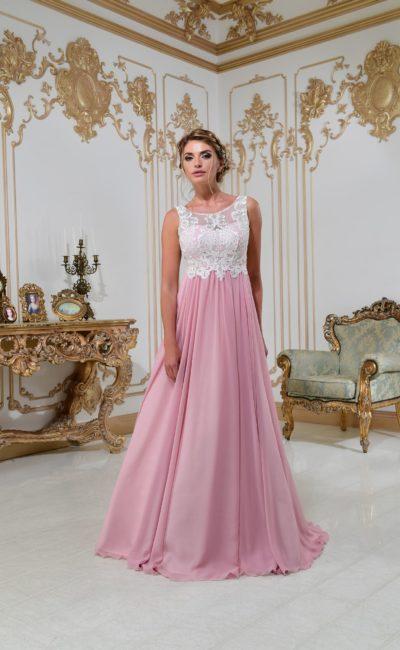 Недорогое цветное платье в греческом стиле