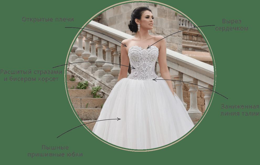 svadebnie-platya_s_korsetom_02 Платье с корсетом: с чем носить и как завязывать (213 фото сетов)